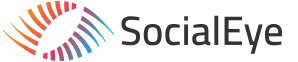Social Eye sticky logo